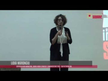 Lidia Marongiu - Esperta web marketing, social media strategy e comunicazione web – G&M Network srl